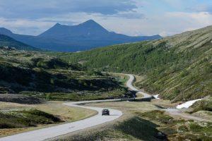 Tromsø-leiebil